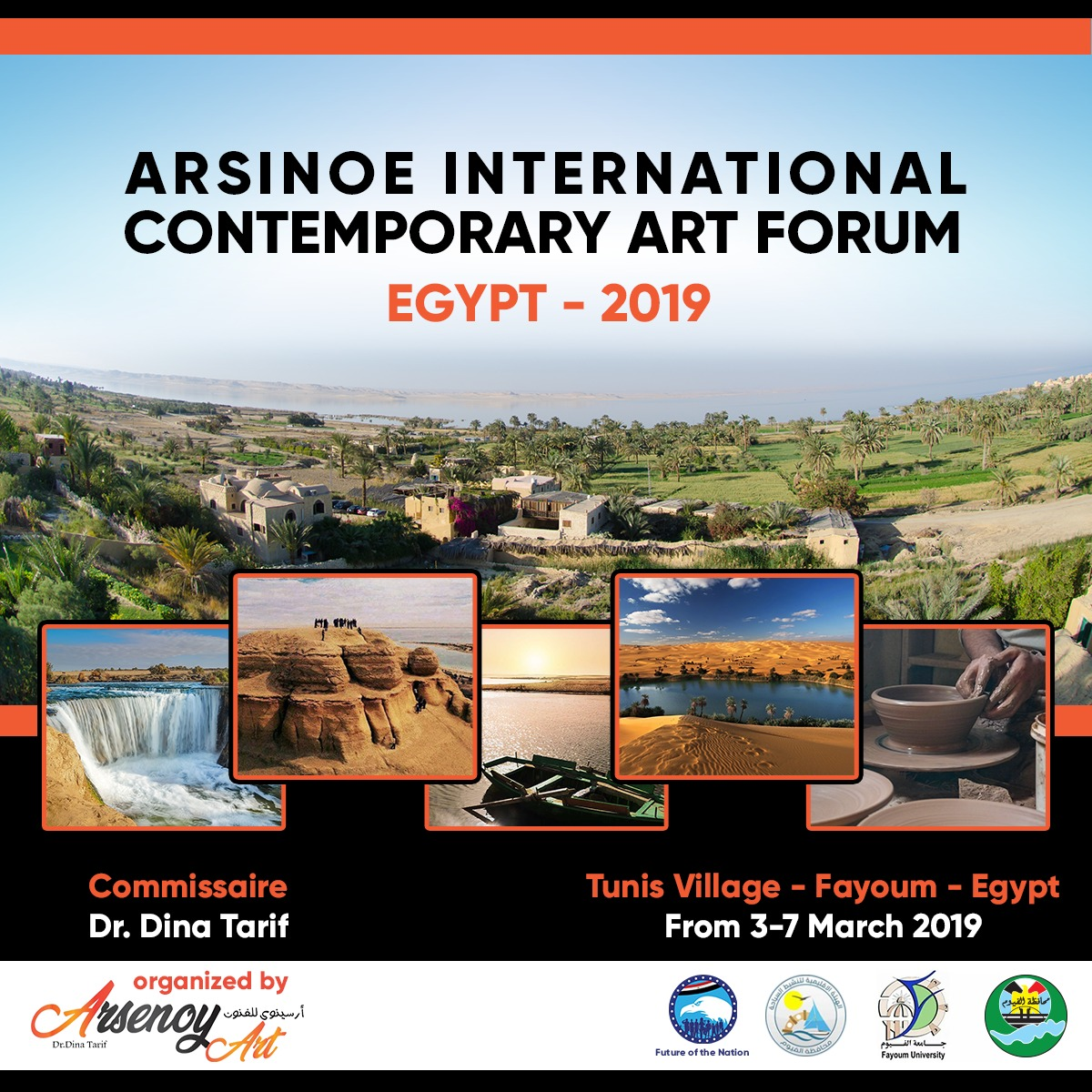 Arsenoy  International Contemporary Art Forum March 2019